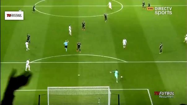 La Selección de España apabulló por 6-1 a Argentina en un amistoso previo al Mundial.