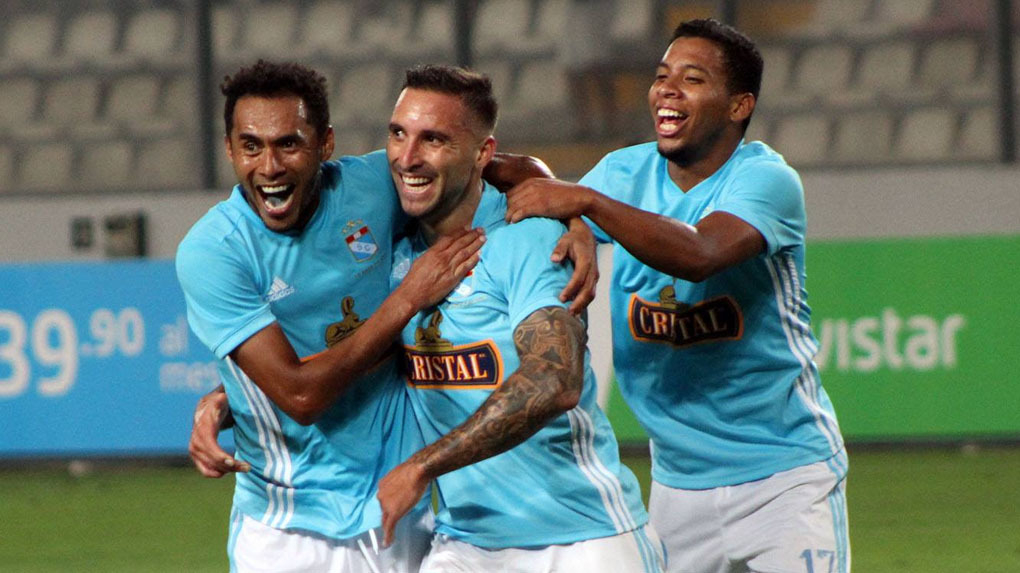 Sporting Cristal venció 1-0 a Sport Huncayo en el Estadio Nacional.