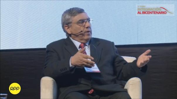Otto Sarmiento, gerente general de Lima Vías Express y Grupo Express del Perú.