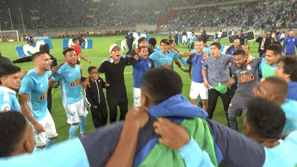 Sporting Cristal ganó su primer Torneo de Verano después de vencer a Sport Huancayo.