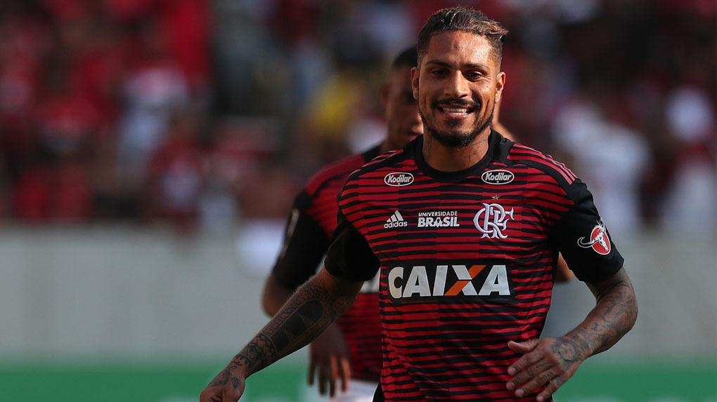 Paolo Guerrero volvió a anotar, pero Flamengo cayó ante Chapecoense