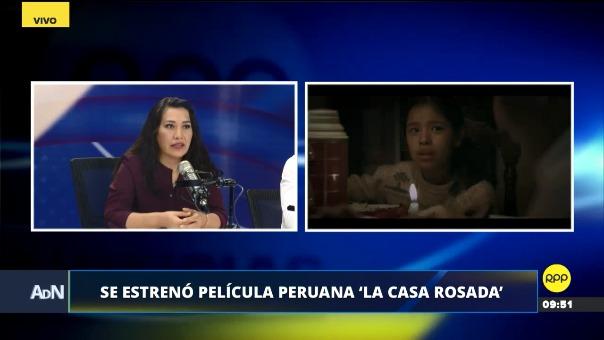 Nelba Acuña, viuda del realizador ayacuchano y productora ejecutiva de la cinta, explica que la visión de la película para el guion y la construcción de los personajes fue un trabajo casi exclusivo de Palito Ortega.