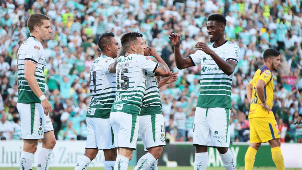 Santos Laguna ahora se medirá ante el Toluca en la final por el título de la Liga MX.