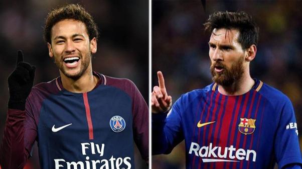 Neymar y Lionel Messi ganaron una Champions League mientras jugaron juntos en el Barcelona.