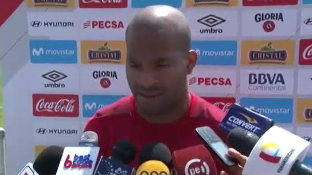 El equipo peruano sentirá la ausencia de Paolo Guerrero en la Copa del Mundo.