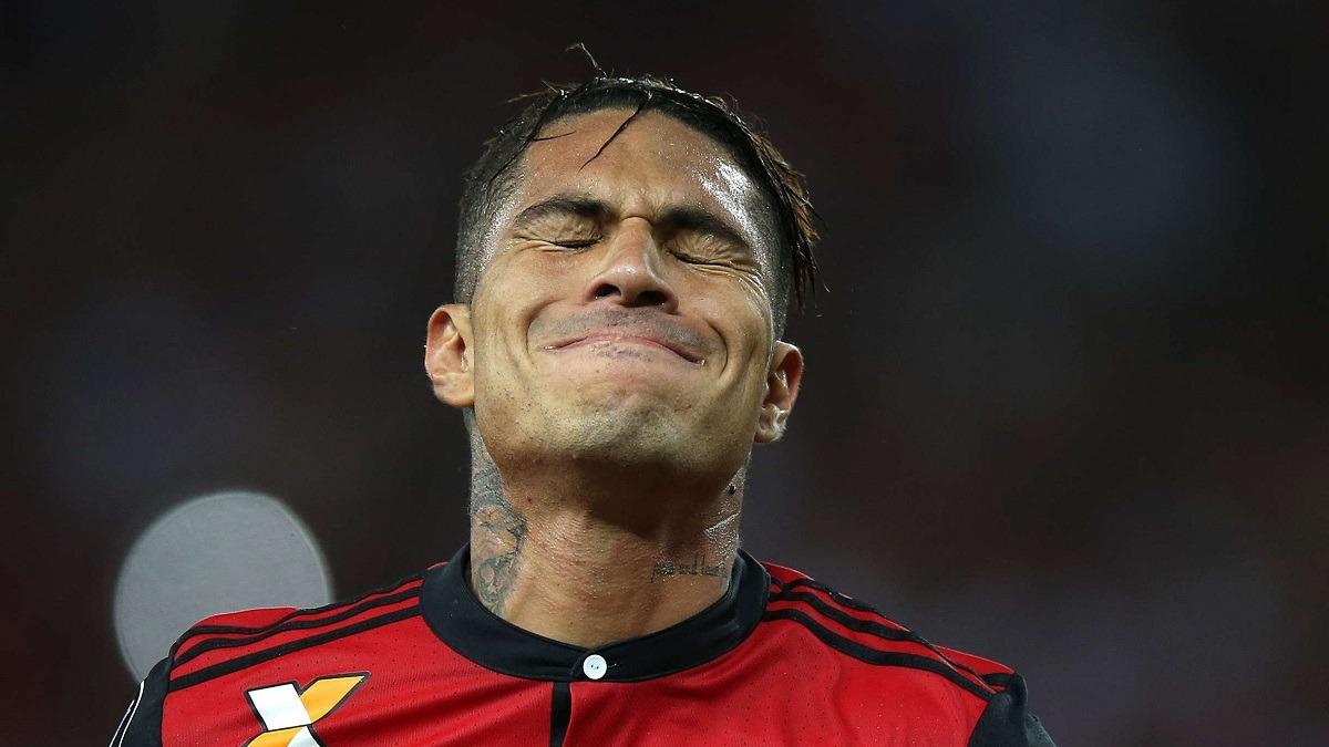 Paolo Guerrero no jugará el Mundial Rusia 2018.