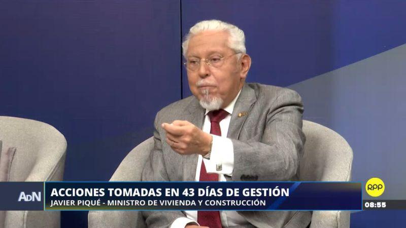 Javier Piqué estuvo esta mañana en Ampliación de Noticias.