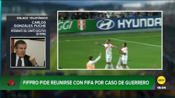 Paolo Guerrero recibió 14 meses de sanción por parte del TAS.