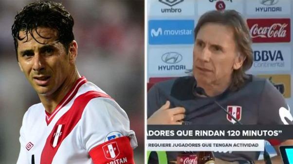 Ricardo Gareca es entrenador de la Selección Peruana desde el 2015.
