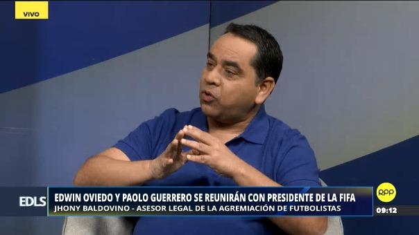 Los expertos Carlos Jaico y Jhony Baldovino opinaron sobre el caso Paolo Guerero en Enfoque de los Sábados.