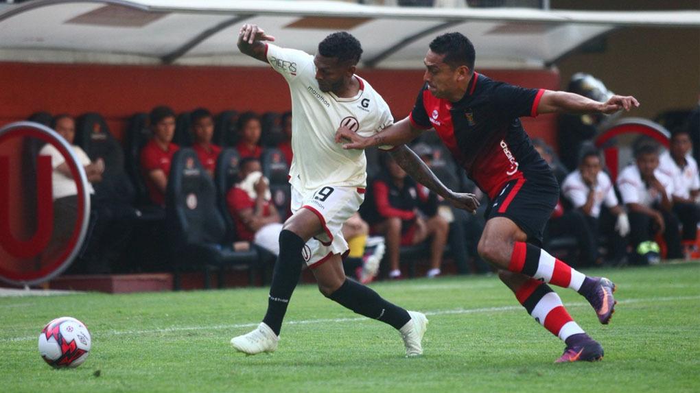 Universitario sumó su primer punto en el Torneo Apertura.