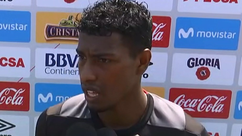 Miguel Araujo confesó que la sanción a Paolo Guerrero afectó al plantel.