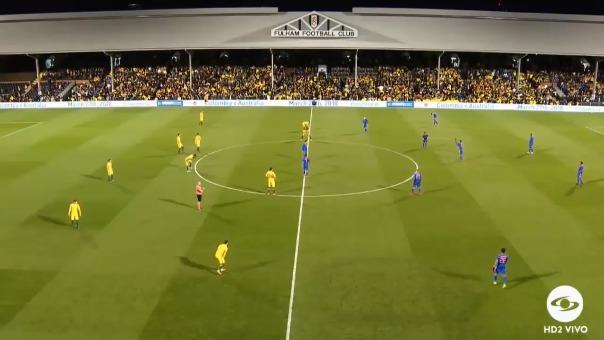 Australia empató 0-0 con Colombia en Inglaterra.