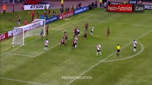 River Plate estuvo más cerca de la victoria.