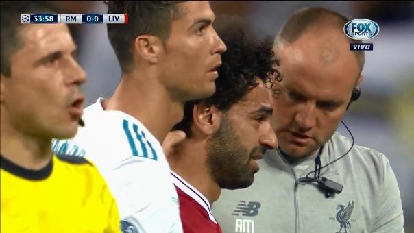 Mohamed Salah fue el goleador de la Premier League con 32 anotaciones.