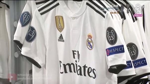 Real Madrid ya tiene listos los modelos para la otra temporada. 216cb18cae8be