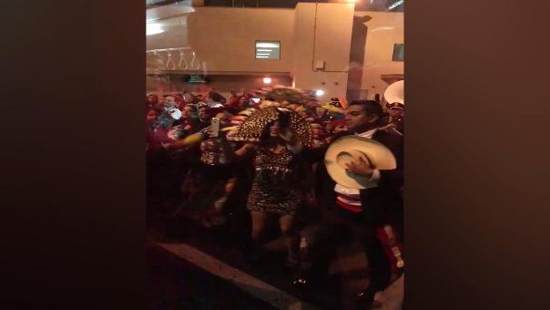 La despedida de la Selección Peruana fue una de las más emocionantes de todos los tiempos.