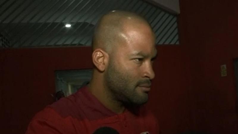 Alberto Rodríguez portó la cinta de capitán en el amistoso de la Selección Peruana ante Escocia.