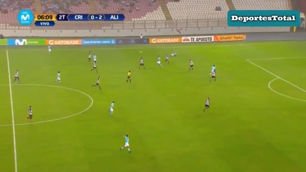 Alianza Lima llegó a los 6 puntos de 9 posibles.