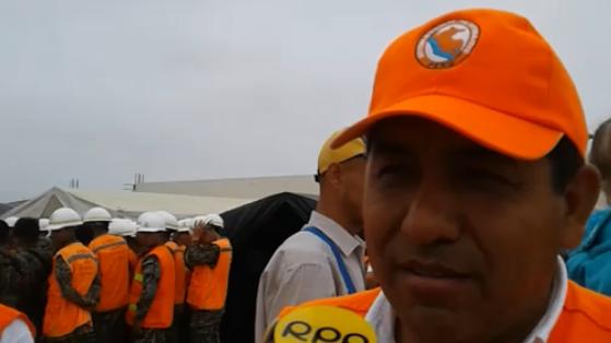 Brindaron muestras de apoyo a Guerrero