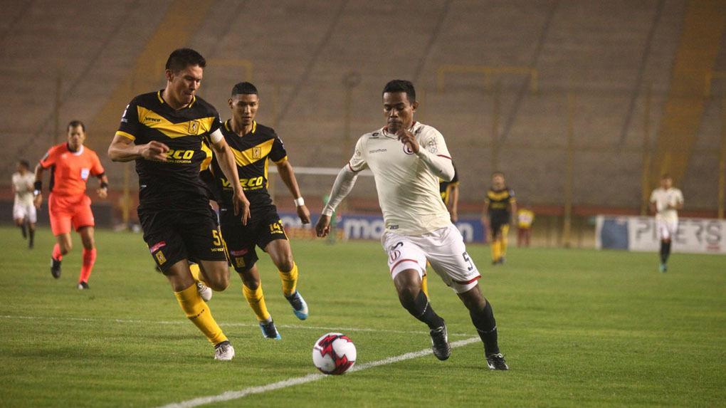 Universitario de Deporte no aprovechó su localía para lograr un triunfo ante Cantolao.
