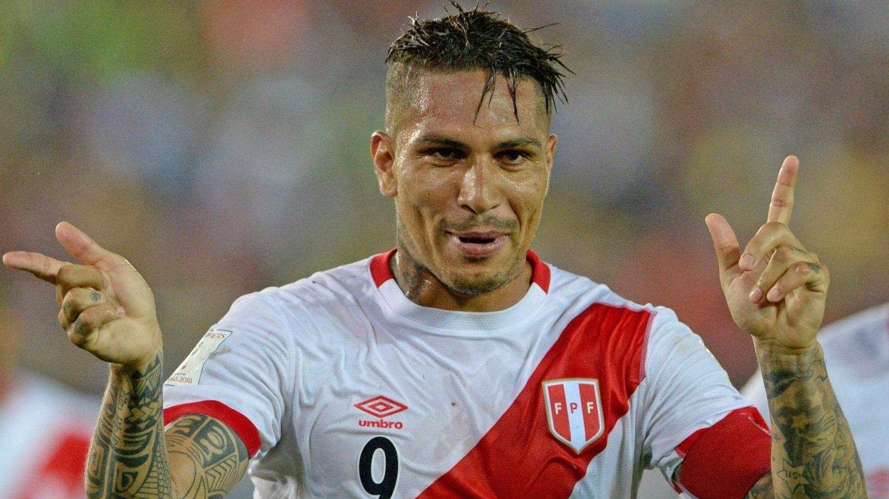 Paolo Guerrero podrá jugar el Mundial con Perú.