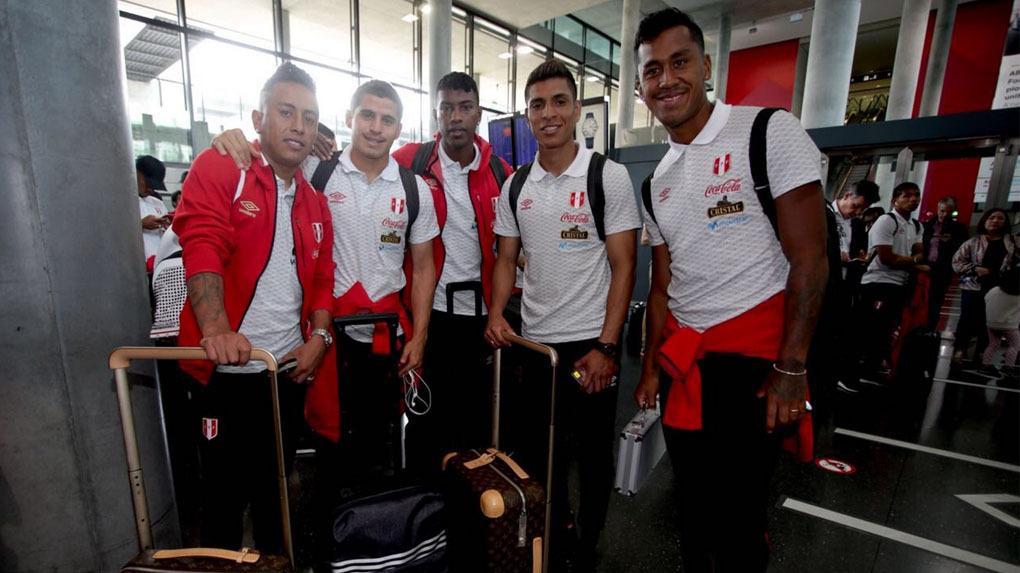 La Selección Peruana se alista para disputar dos amistosos en Europa antes del arranque de Rusia 2018.