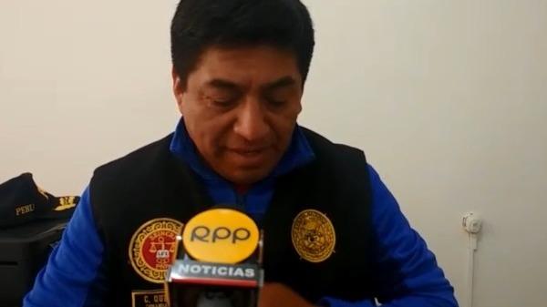 Comandante César Quiroz, informó que banda utiliza menores de edad para brindar confianza a taxistas y así poder asaltarlos.
