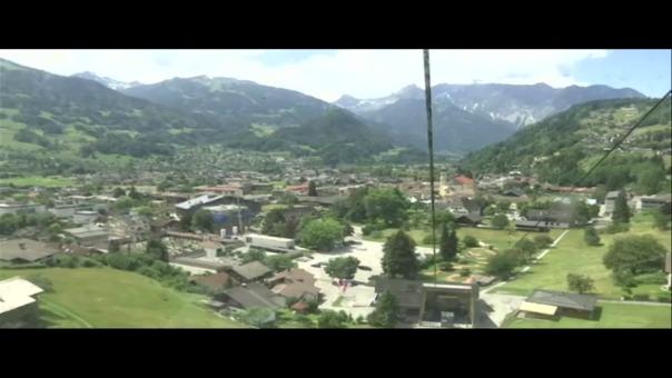 La Selección Peruana trabaja en la ciudad de Schruns en Bludenz, Austria.