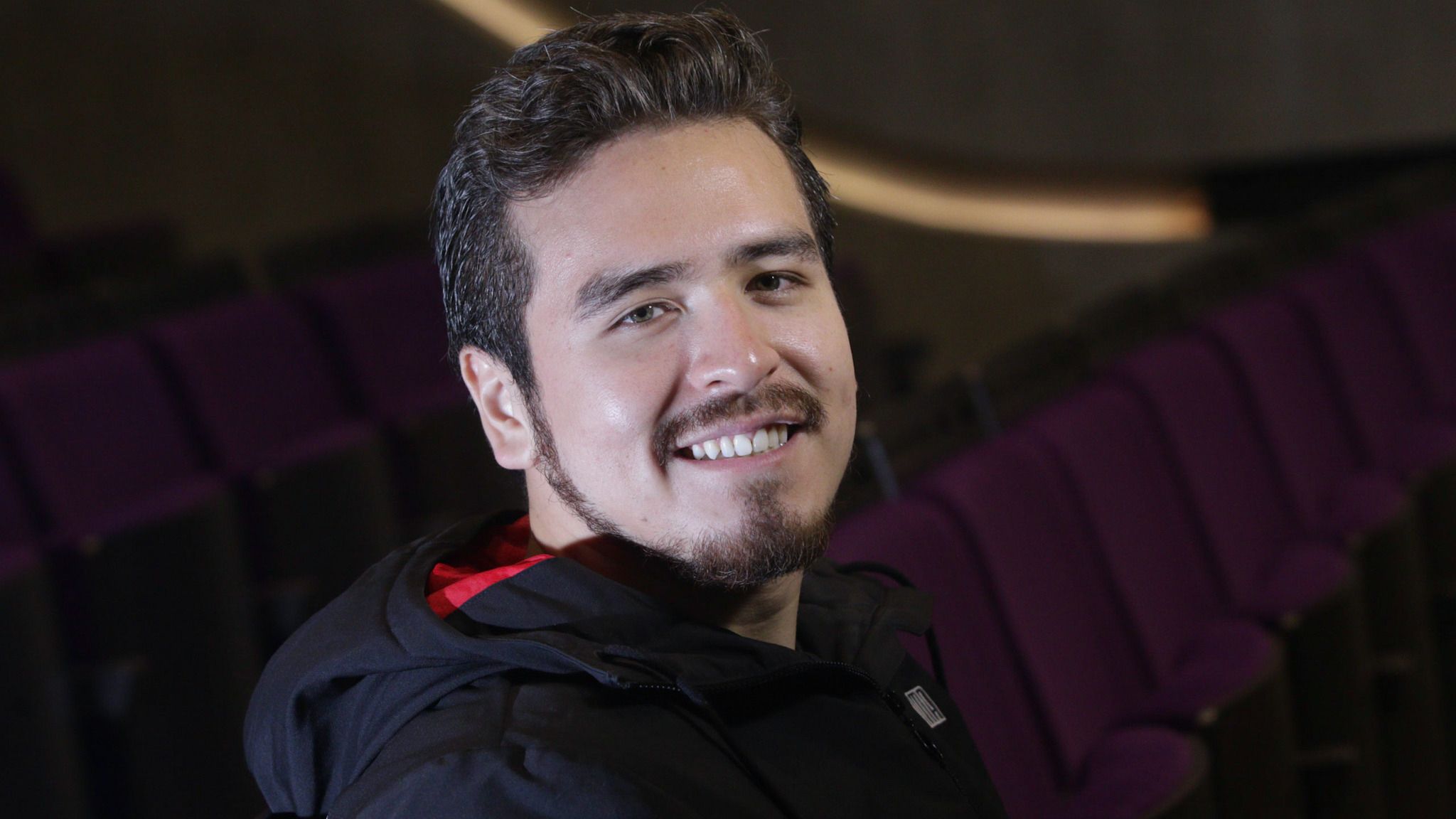 Jorge Talavera explicó la diferencia entre la comedia y la burla.