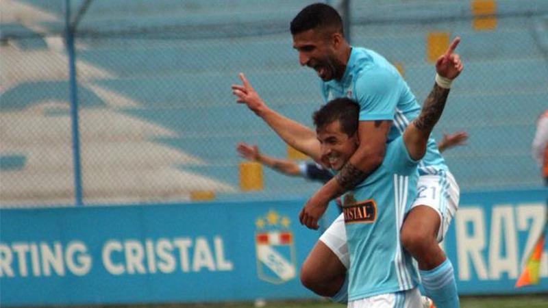 Sporting Cristal sumó su segunda victoria consecutiva en el Torneo Apertura.