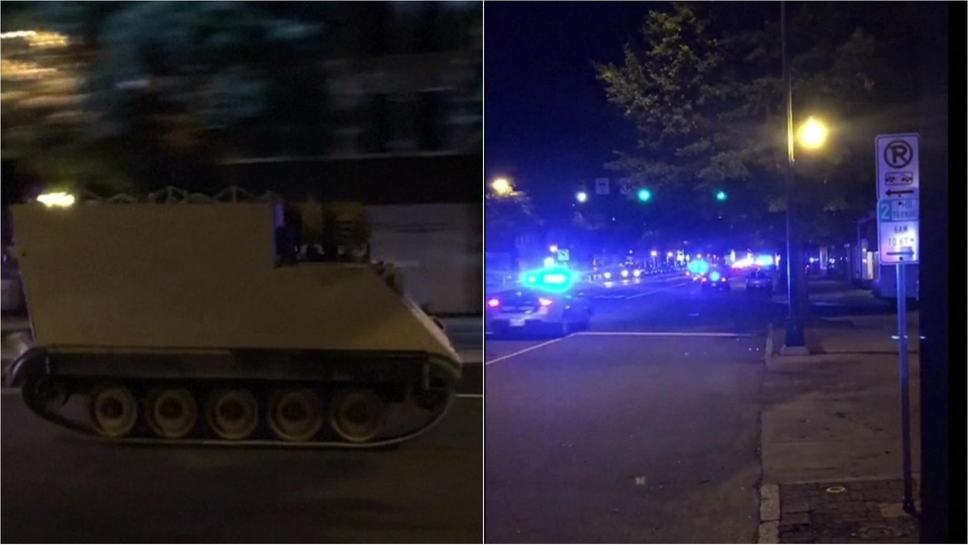 El vehículo APC (Armoured Personnel Carrier) está diseñado para llevar a la infantería al campo de batalla).