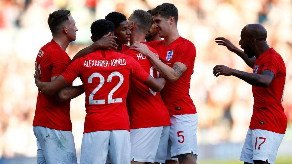 Inglaterra enfrentará a Bélgica, Túnez y Panamá en la fase de grupos del Mundial de Rusia 2018.