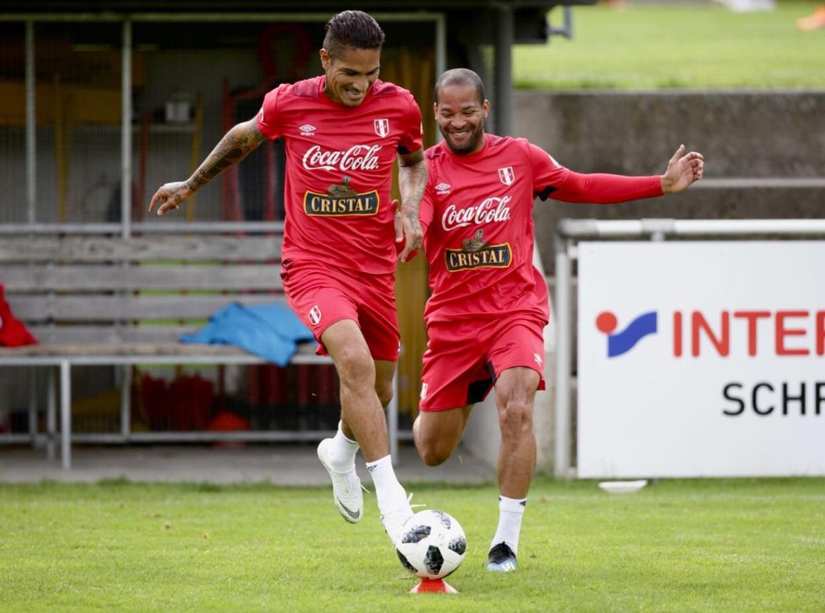 Paolo Guerrero lleva 34 goles con la Selección Peruana.