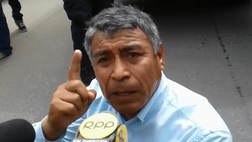 Decano del Colegio de Ingenieros, Carlos Burgos, pidió que resuelvan a favor de los intereses de Lambayeque.