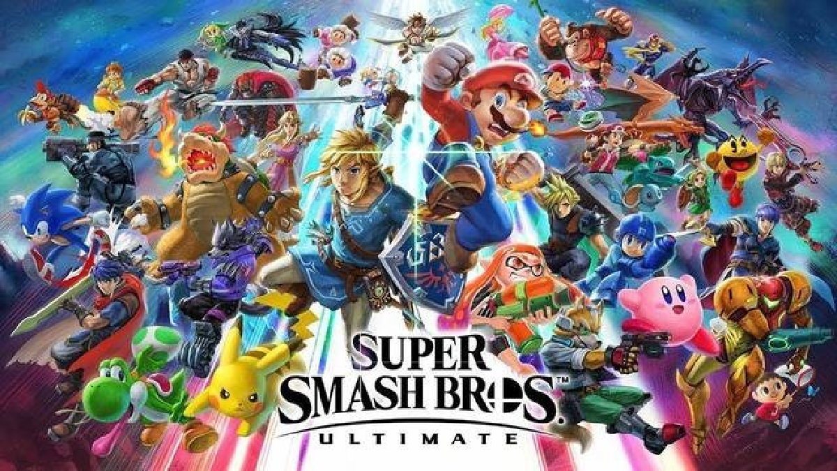 Lo más esperado del Direct de Nintendo, Smash.