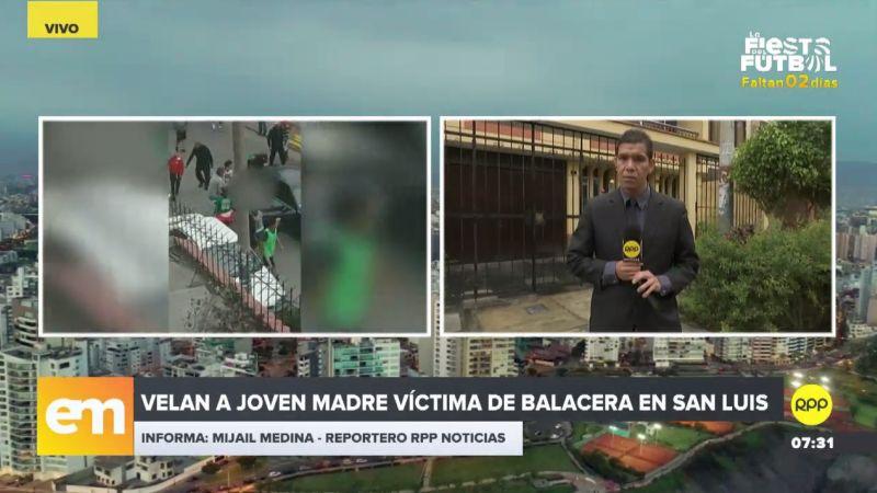 El velorio se realiza en estricto privado en su casa en San Luis.