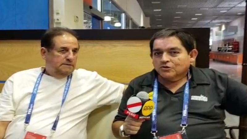 Carlos Muñoz ha relatado partidos para Radio Nacional de Uruguay.