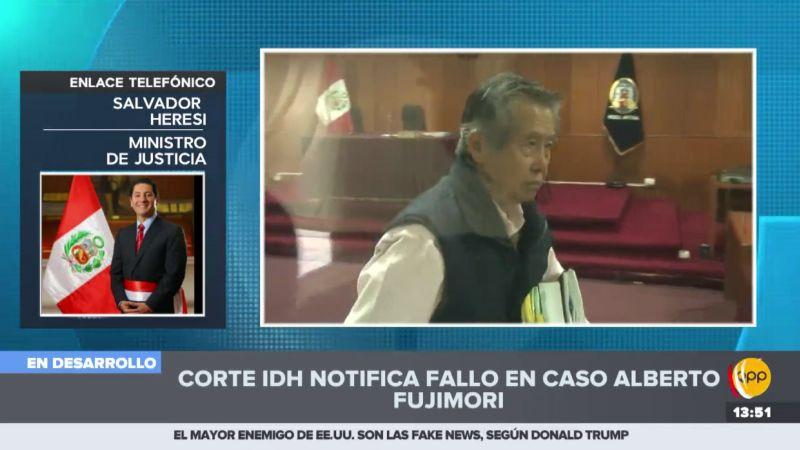 """En diálogo con RPP Noticias, Salvador Heresi aseguró que evaluarán """"cómo acatar el fallo""""."""