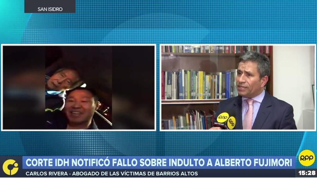 Corte IDH pidió que la justicia constitucional peruana realice control del indulto humanitario otorgado al expresidente Alberto Fujimori.