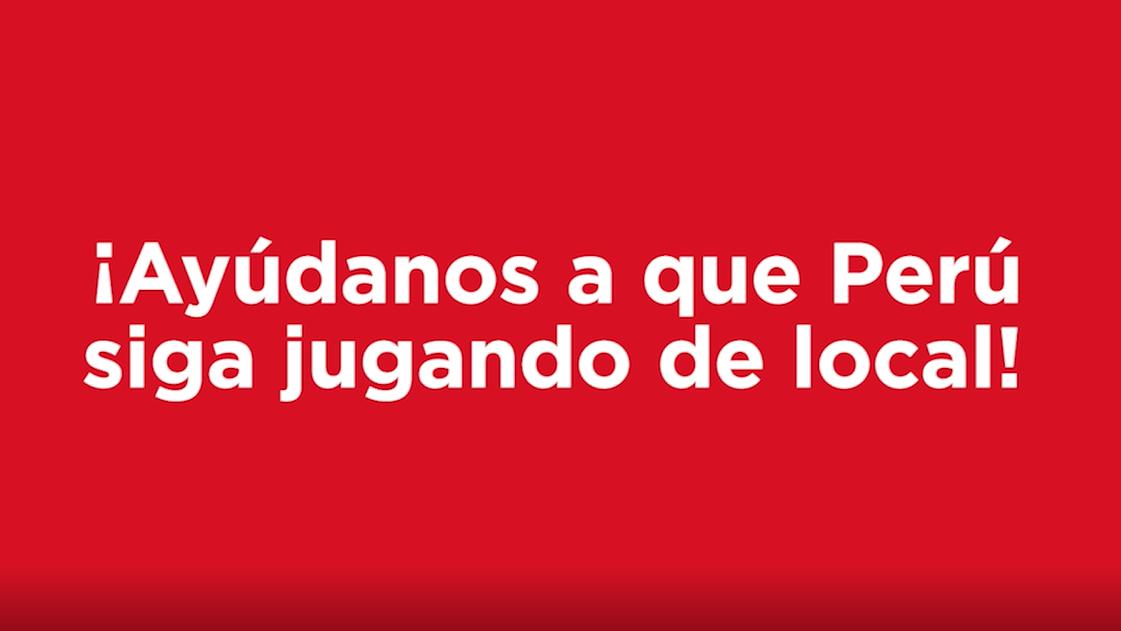 Descubre cómo participar para llenar todos los estadios rusos donde juegue Perú.