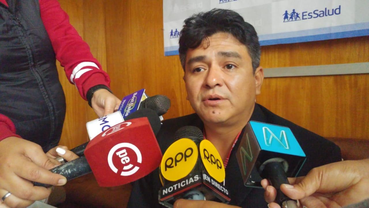 Rodríguez Terrones dijo que se cambiaron a los jefes de cinco áreas y los nuevos estarán en constante evaluación.