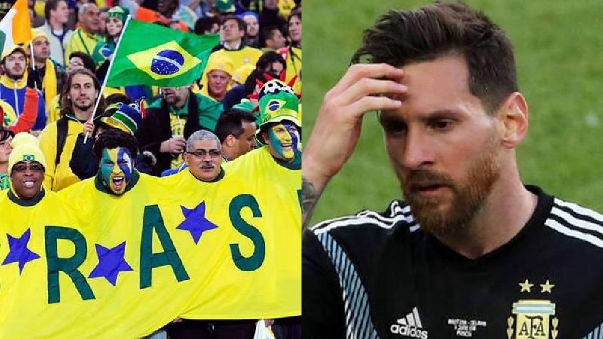 Rusia 2018 es el cuarto Mundial de Lionel Messi.