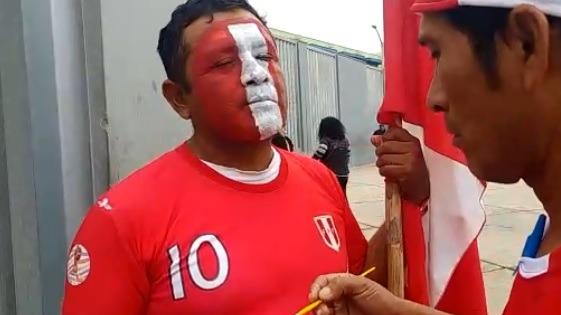 Hinchas aseguran que Perú gana 1 a 0 a Francia.