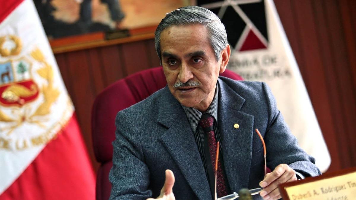 Rodríguez recordó que el Poder Judicial no ha emitido una opinión respecto a la polémica norma.
