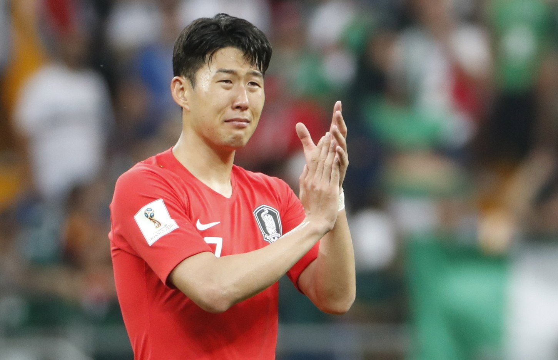 Heung-Min Son tiene un gol en el Mundial Rusia 2018.