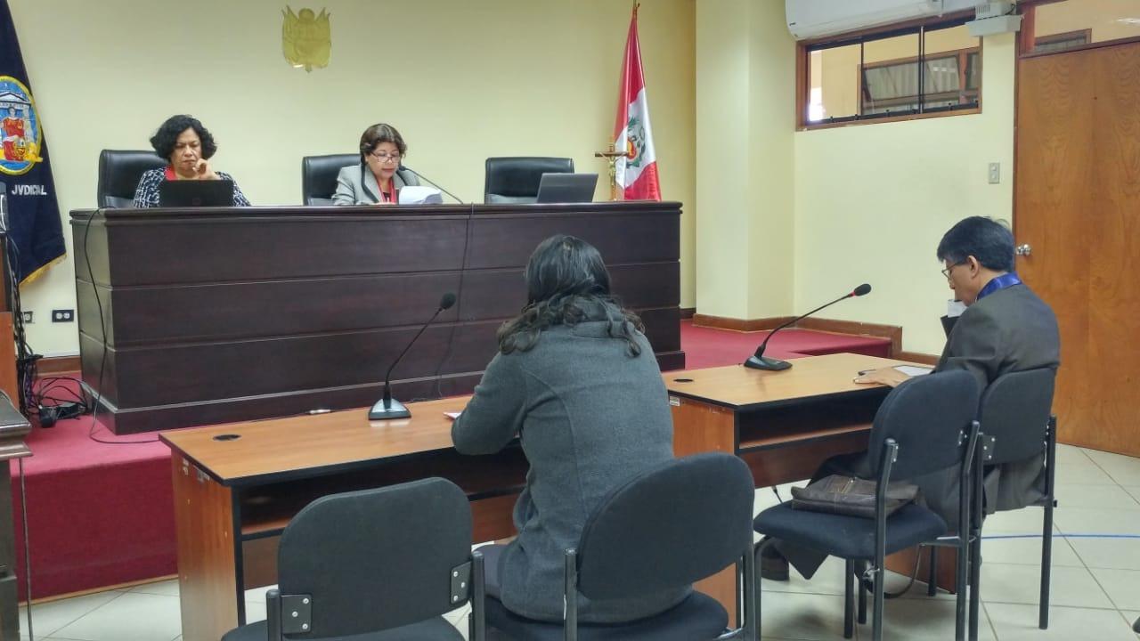 Instancia debe resolver el recurso de excepción de improcedencia de acción, presentado el mandatario Acuña.
