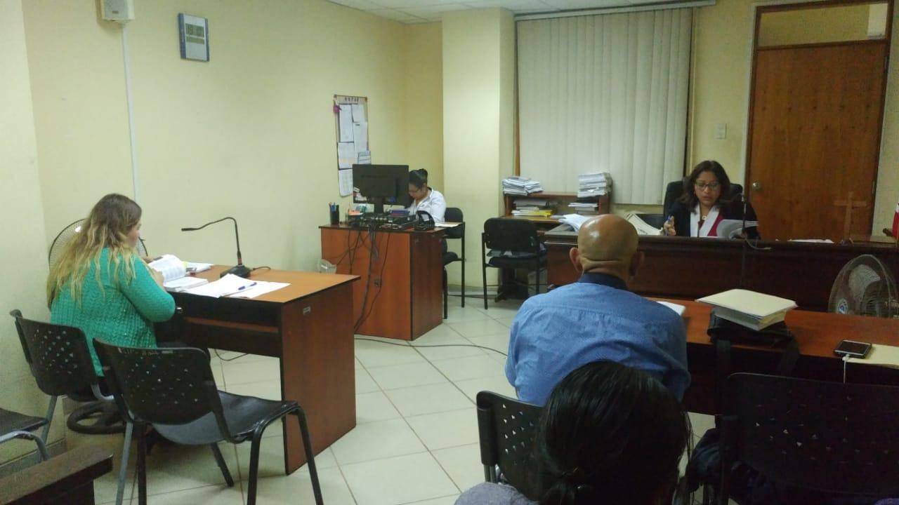 Magistrada, Mary Núñez Cortijo ordenó su ubicación, captura y reclusión en el penal de Picsi.
