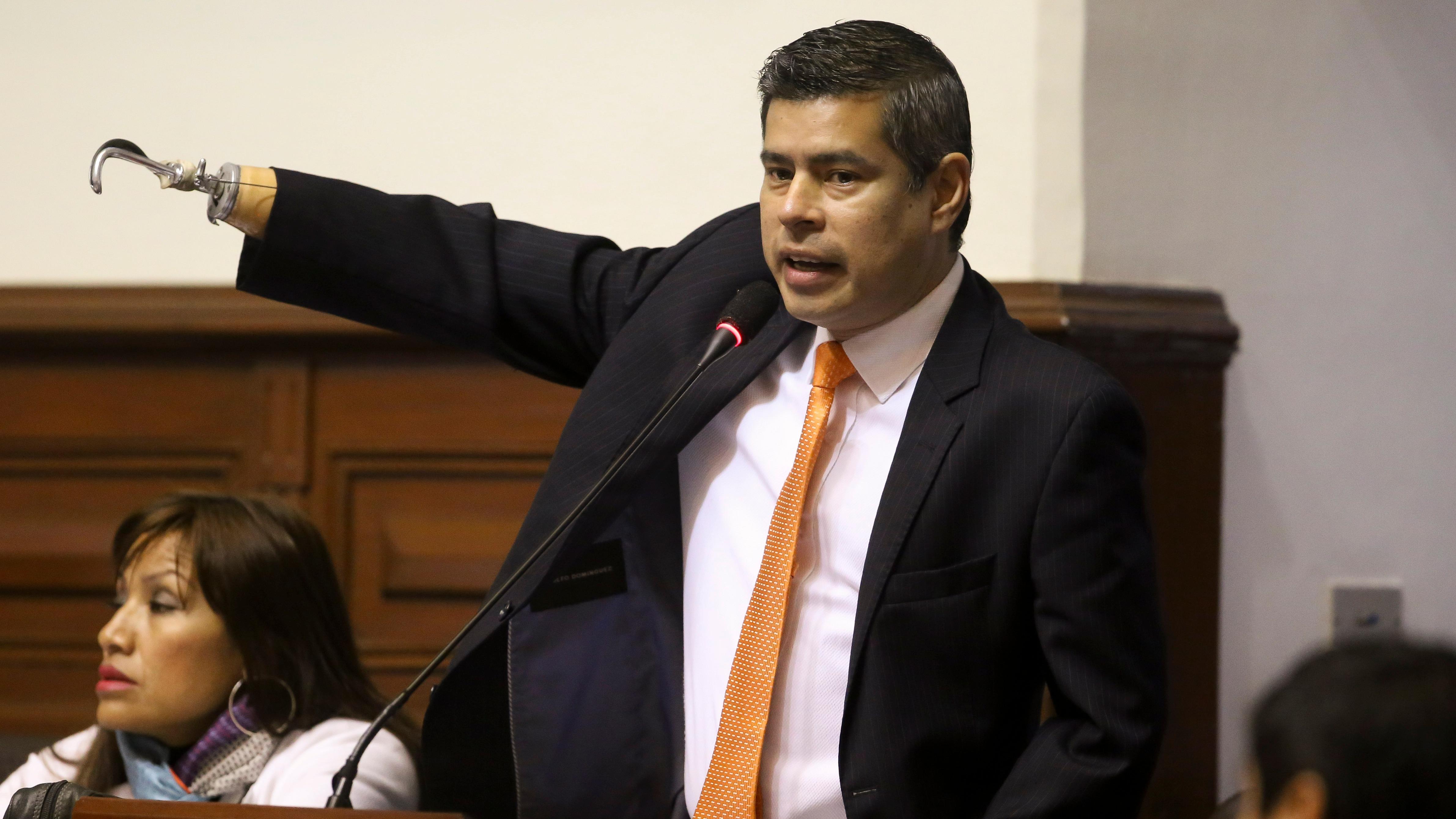 Luis Galarreta había anunciado la creación de un parque temático sobre las víctimas del terrorismo.