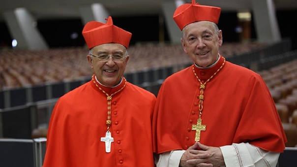 El Perú tiene oficialmente dos cardenales